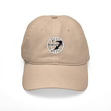 Global Geocaching Baseball Cap