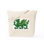 Midrealm Dragon Tote Bag