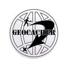 "Global Geocaching 3.5"" Button"