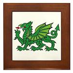 Midrealm Dragon Framed Tile