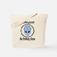 Unique Beach volleyball Tote Bag