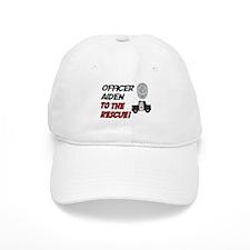 Aiden - Police Rescue Baseball Cap