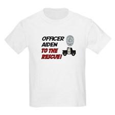 Aiden - Police Rescue T-Shirt