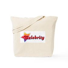 """Celebrity"" Tote Bag"
