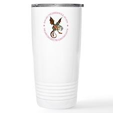 BEWARE THE JABBERWOCK Travel Mug