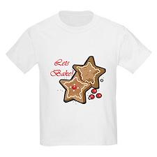 Lets Bake Christmas T-Shirt