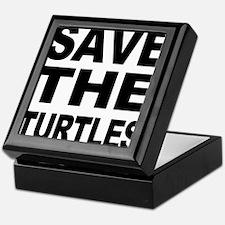 Unique Save seals Keepsake Box