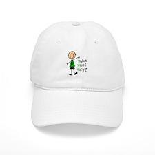 Recycle Boy Baseball Cap
