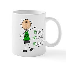 Recycle Boy Lefty Mug