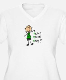 Recycle Girl T-Shirt