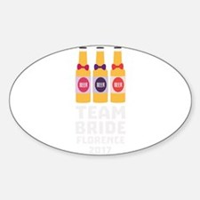 Team Bride Florence 2017 Chy7k Decal