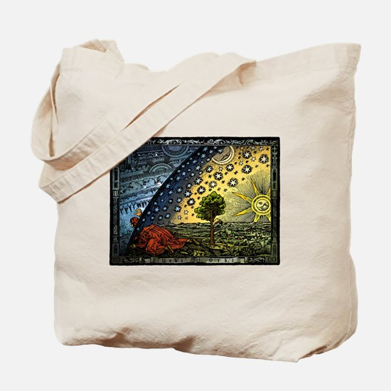 Cute Astronomy Tote Bag