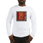 """Brick Wall"" Long Sleeve T-Shirt"