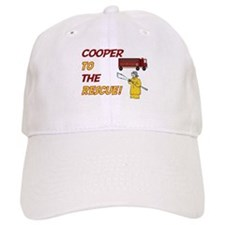Cooper to the Rescue Baseball Cap