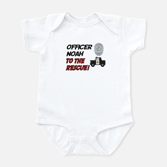 Noah - Police Rescue Infant Bodysuit