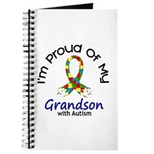 Proud Of My Autistic Grandson 1 Journal