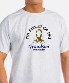 Proud Of My Autistic Grandson 1 T-Shirt