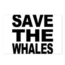 Save seals Postcards (Package of 8)
