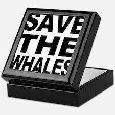 Funny Save seals Keepsake Box