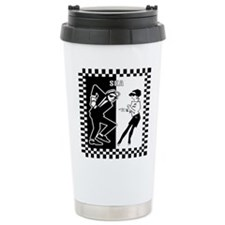 Cute Jamaican Travel Mug