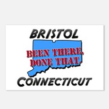 bristol connecticut - been there, done that Postca