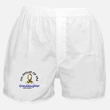 Proud Of My Autistic Granddaughter 1 Boxer Shorts