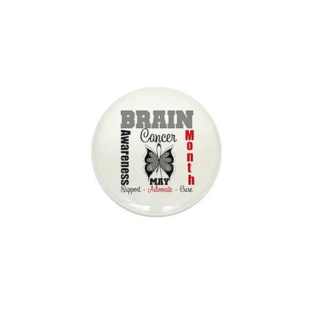 BrainCancerAwarenessMonth Mini Button