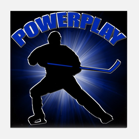 Powerplay Tile Coaster