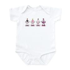 Ballet Class Infant Bodysuit