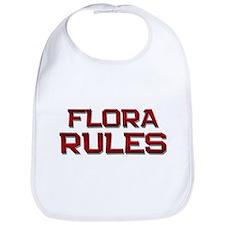 flora rules Bib