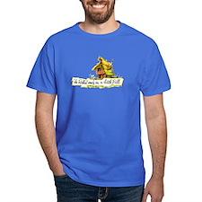 THE RABBIT SENDS IN A BILL T-Shirt