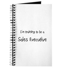 I'm training to be a Sales Executive Journal