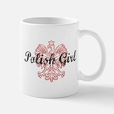 Polish Girl Mug