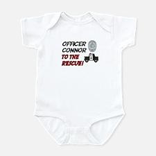 Connor - Police Rescue Infant Bodysuit