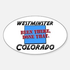 westminster colorado - been there, done that Stick