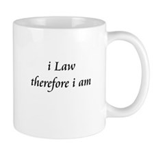 ilawthereforeiam Mugs