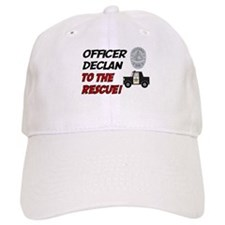 Declan - Police Rescue Baseball Cap