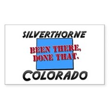 silverthorne colorado - been there, done that Stic