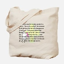 """""""Intubate The Parents"""" Tote Bag"""