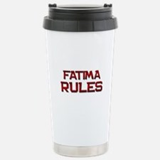 fatima rules Travel Mug