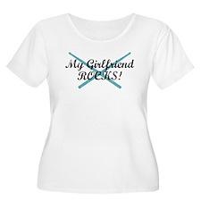 My Girlfriend Rocks T-Shirt