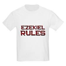 ezekiel rules T-Shirt