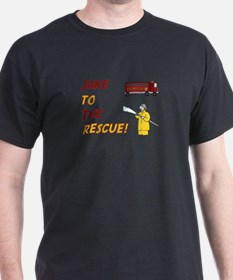 Jake to the Rescue T-Shirt