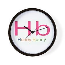 Hb Element Wall Clock