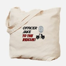 Jake - Police Rescue Tote Bag