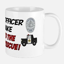 Jake - Police Rescue Mug