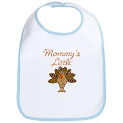Mommy's Little Turkey Bib