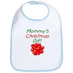 Mommy's Christmas Gift Bib
