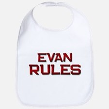 evan rules Bib
