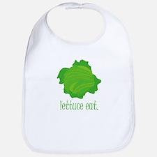 Lettuce Eat! Bib